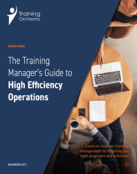 training manager's guide to high efficiency operations