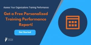 ILT Training Performance Report ROI Calculator
