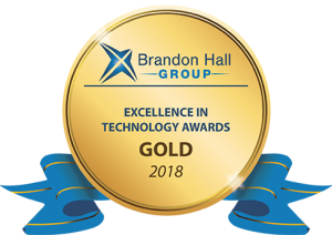 BHG Gold Award for ILT - Training Orchestra 2018
