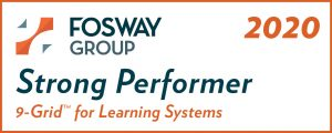 Fosway Strong Performer 2020 Training Orchestra