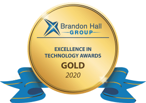 Training Orchestra wins Gold Excellence in Tech Award