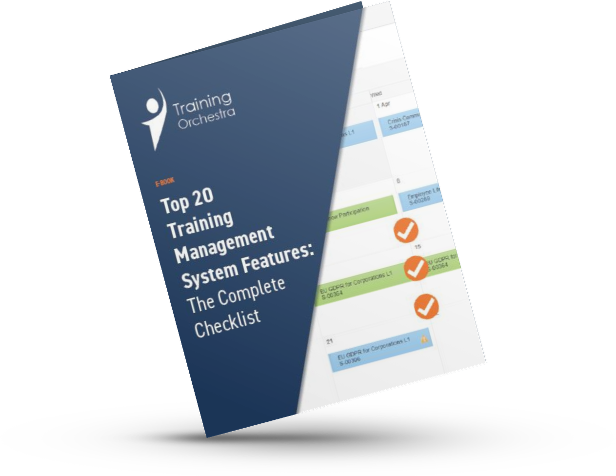 top training management features ebook
